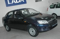 Lada Granta стала самым  востребованным автомобилем отечественной марки среди иркутян (591 седан)