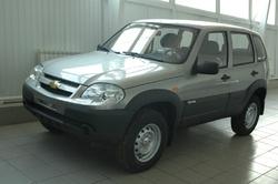 Chevrolet Niva – бестселлер среди внедорожников в Иркутске