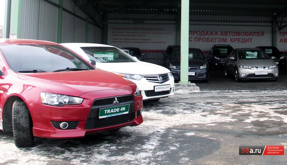схема продажи автомобиля