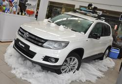 VW Tiguan Sochi Edition