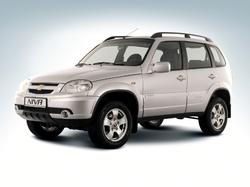 Chevrolet Niva в Иркутске