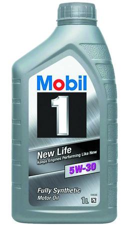 Mobil 1 New Life 5W-30 в Иркутске