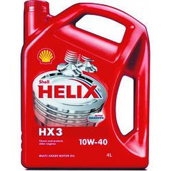 Shell Helix HX3 10W-40 и 15W-40 в Иркутске