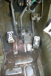 ГАЗ - 69 * Двигатель Nissan TD27