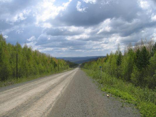 Дорога Иркутск – Большое Голоустное