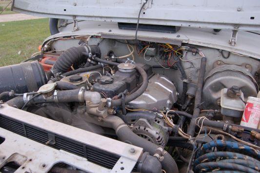 УАЗ-315192 с двигателем QD32