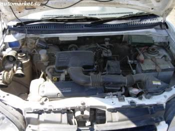 Suzuki Swift | С двигателем и навесным оборудованием проблем не возникает
