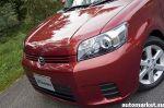 Фары у Rumion только на первый взгляд кажутся простыми: в них и раздельные «пушки» биксенона, и встроенные секции указателей поворота | Toyota Corolla Rumion