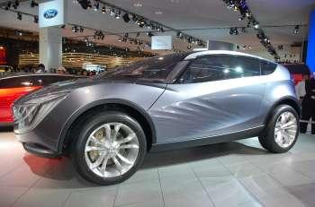 Автосалон в Токио   Концепт Mazda Hakaze был впервые показан на Женевском автосалоне. Жители Старого Света были в восторге и шоке одновременно