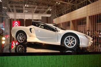 Автосалон в Токио   Ах, как хотелось увидеть на токийском Мотор-Шоу весь модельный ряд Mitsuoka, но фирма решила ограничиться громкими заявлениями и подъемом уровня продаж своего суперкара Orochi