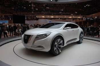 Автосалон в Токио   По заверениям Suzuki, концепт Kizashi2 не только стал прорывом компании в новые для нее сегменты рынка, но и обозначил будущую стилистику всех ее моделей