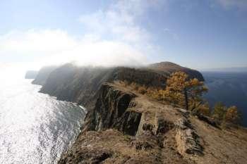 о.Ольхон   Восточный берег на севере Ольхона