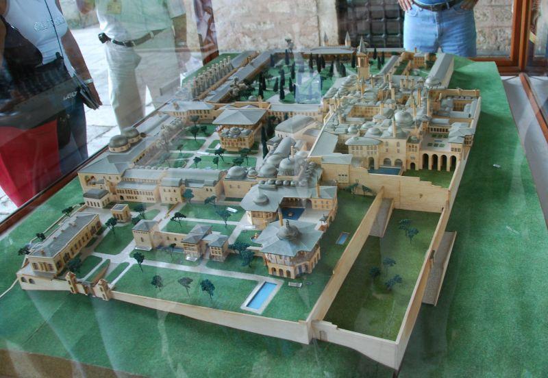 Дворец Топкапы — некий аналог