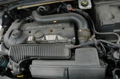 Ford Mondeo   Рядная «пятерка» с турбонаддувом в достаточно широком диапазоне оборотов обеспечивает мощный и удивительно плавный разгон без характерных провалов и подхватов