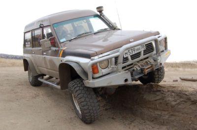 Nissan Safari/Patrol