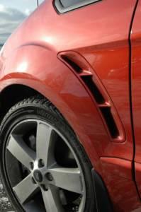 Ford S-Max   Вентиляционные отверстия — бутафория, но каков кураж!