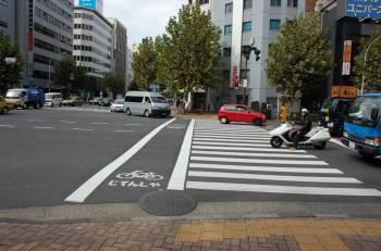 Япония | Сложно упрекнуть жителей Токио в медлительности – ритм жизни огромного мегаполиса заставляет все время спешить. Как, например, этого владельца скутера – ему не хватило сил остановиться перед пешеходным переходом. Хорошо, что поблизости нет полиции