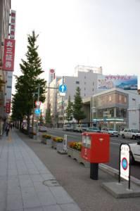 Япония | Ниигата. Что в столичном Токио, что в провинциальной Ниигате состояние тротуаров и дорожного покрытия идеально