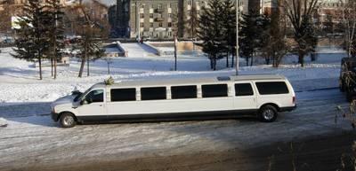 Иркутские лимузины