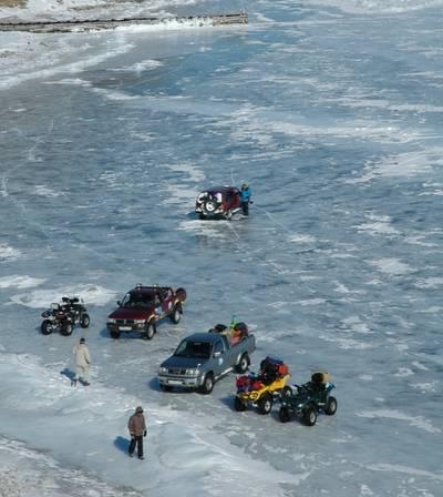 лед байкала-2008