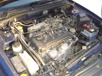 Nissan Wingroad/AD   GA15DE, если сравнивать его с более поздними моторами, был менее прихотлив в эксплуатации. Правда, расходомер воздуха уже тогда был головной болью