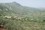 Пасторальные сицилийские пейзажи кажутся бескрайними. Вся земля здесь — сплошной средиземноморский сад, где на бесчисленных холмах в изобилии растут пальмы, виноград, цитрусовые, оливки и экзотические деревья    Сицилия