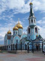 Казанский собор с момента своей постройки стал одной из главных достопримечательностей новой Читы | Чита