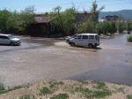 Потоп в центре города — издержки бурного строительства и следствие природного ландшафта | Чита