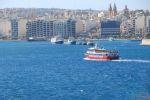 Гранд-Харбор — большая гавань Мальты. Многочисленные и разнообразные морские круизы позволяют увидеть восхитительные пейзажи мальтийских островов в бирюзовом обрамлении Средиземного моря | Мальта