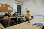 В языковых школах  ЕС можно встретить людей всех возрастов и со всех частей мира. Мои новые друзья — фермер Герхард из Австрии (ему, между прочим, 63 года), многодетная домохозяйка Долорес из Перу и преподаватель Элли из США | Мальта