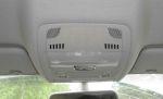 Воздуховоды есть даже наверху — от кондиционера прохладный воздух будет распределяться более равномерно | Audi A4