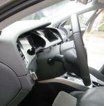 Регулируемая рулевая колонка имеет довольно существенный вылет | Audi A4