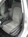 Передние кресла отличаются «почти спортивным» профилем — выглядят привлекательно и тело при маневрах удерживают | Audi A4