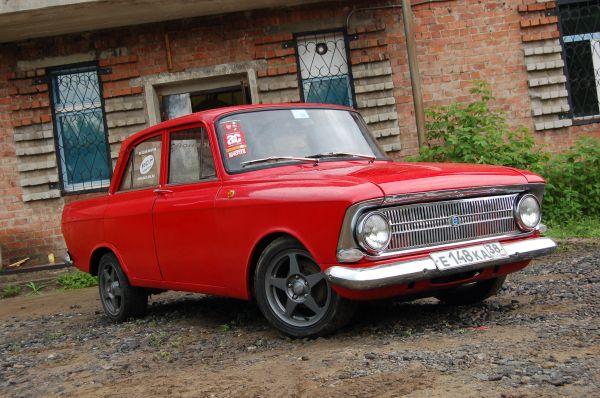 Москвич - 412
