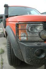 Discovery в тюнинге G4 Challenge, безусловно, эффектно выглядит, но по уровню подготовки тянет только на экспедиционный джип | Land Rover