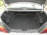 Сюда влезет и целый комплект покрышек — багажник Inspire/Saber не оставляет желать лучшего | Honda Saber/Inspire