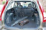 По объему багажника в нашей паре CR-V — однозначный лидер | Suzuki Escudo & Honda CR-V