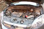 С 2,4-литровым мотором   CR-V настоящая «зажигалка». Двухлитровая версия проигрывает ей мизер по секундам и километрам в час | Suzuki Escudo & Honda CR-V