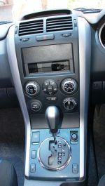 Простота управления функциями объясняется еще и тем, что самих функций не так уж и много — стандартный набор | Suzuki Escudo & Honda CR-V