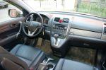 В дизайнерском смысле внутри Honda, безусловно, интересный автомобиль. Быть может, интерьеру не хватает лишь отточенности в «материальном» отношении | Suzuki Escudo & Honda CR-V