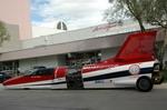 Такие автомобили создаются для установления мировых рекордов скорости | SEMA Show