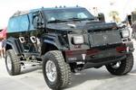 Шасси тяжелых американских SUV может быть отличным плацдармом для постройки бронеавтомобилей, в том числе класса «люкс» | SEMA Show