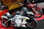 Аэрография для мотоцикла? Почему бы и нет! | SEMA Show