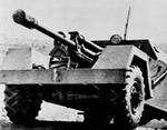 КСП-76, несомненно, могла бороться с легкими немецкими танками и бронетранспортерами. Во всяком случае, 76,2-мм пушка ЗИС-3 это легко позволяла. Да и обошлась бы 5,3-тонная самоходка стране, безусловно, недорого. Но в 1944-м, когда машина прошла цикл испытани | ГАЗ-63