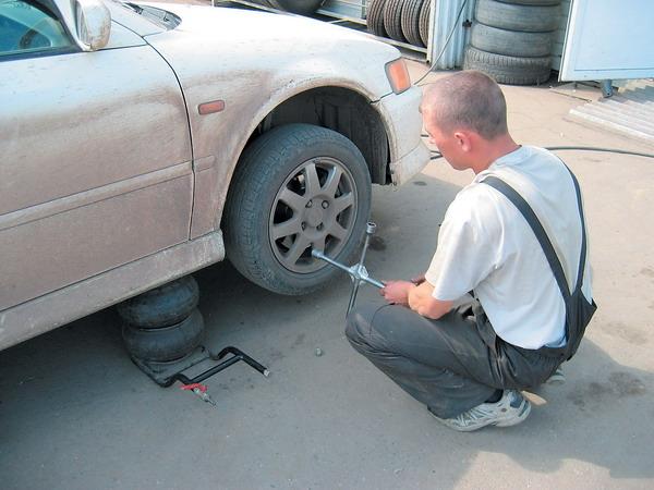Как отремонтировать покрышку автомобиля - Азбука идей