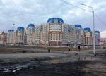 Красноярск — современный и интересный город. Чего только стоит архитектура обычных жилых комплексов, которые давно строятся не по типовым проектам | Трасса M-53