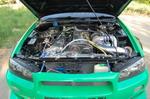 Пока новый RB26 Nur V-spec не может поднять стрелку тахометра выше 4000 об/мин — таким способом, при помощи специально изготовленной в Иркутске «удавки», мотор защищен от «перекручивания» на время обкатки. Мера, зная горячий характер владельца, совсем не лишн | Honda Civic Ferio RS / Nissan Skyline