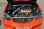 Смерть вариатора дала новую жизнь Civic: сегодня под его капотом почти не осталось деталей из «стандартного» прошлого — только девайсы от именитых тюнинговых ателье и уникальный hand-made | Honda Civic Ferio RS / Nissan Skyline