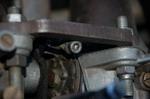 Этот банальный болтик — один из ключевых на карбюраторах узлов. Обеспечивает синхронную работу! Нынешнему обладателю Weber достался в не совсем исправном состоянии и попил немало крови | ВАЗ-2105