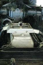 Клиренс таков, что заморачиваться с защитой мотора Колбановы не стали — даже если этот грузовик и умудрится сесть на брюхо, весь удар на себя примет немалых размеров редуктор | Урал 357Д